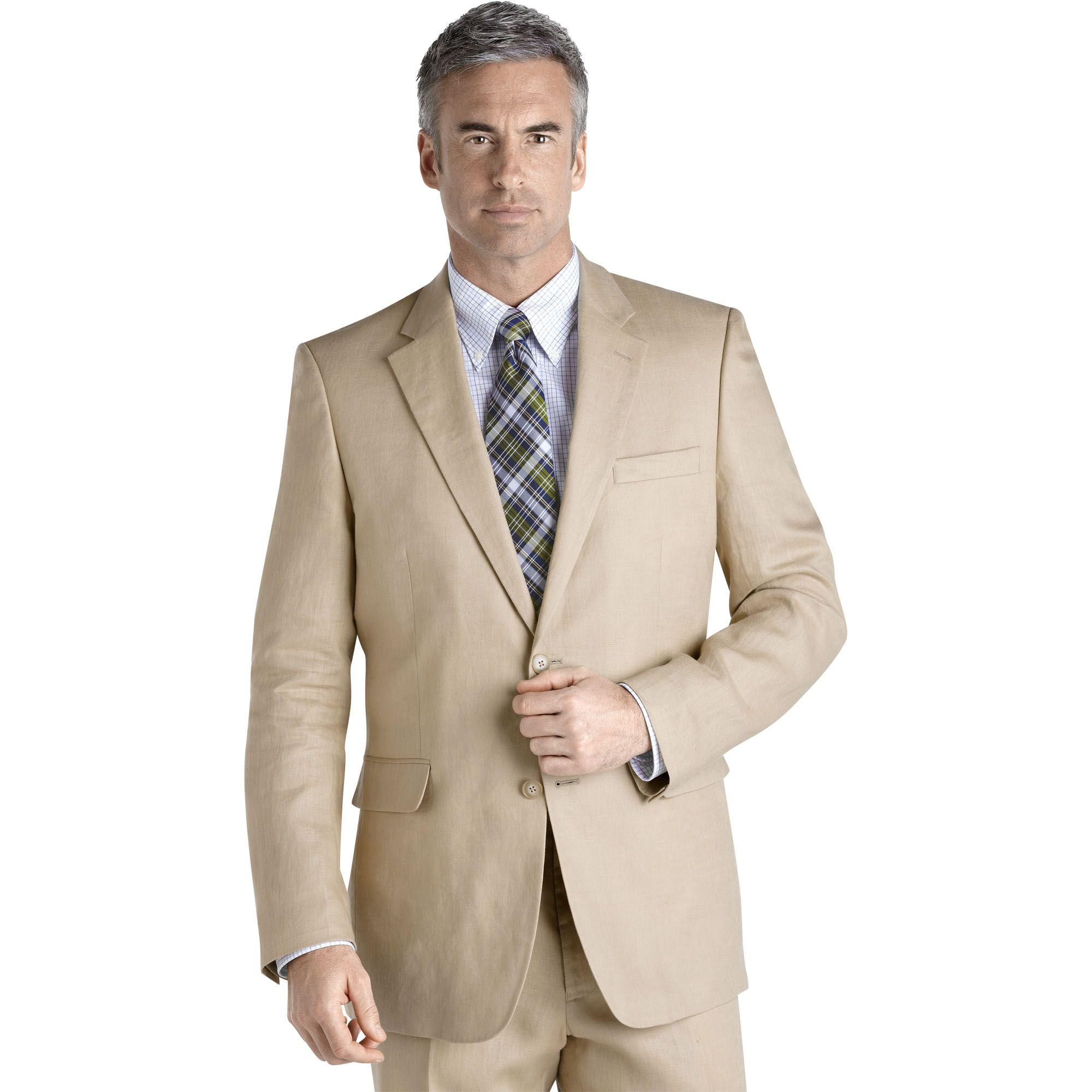 Summer wedding suit option business attire pinterest linen