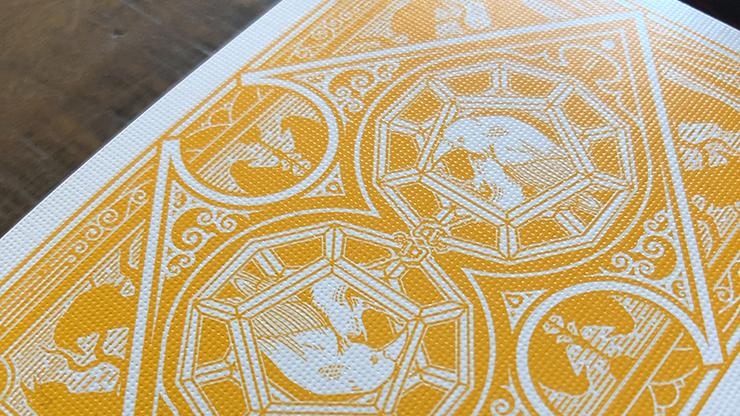 Ravn Sol Playing Cards Designed by Stockholm17