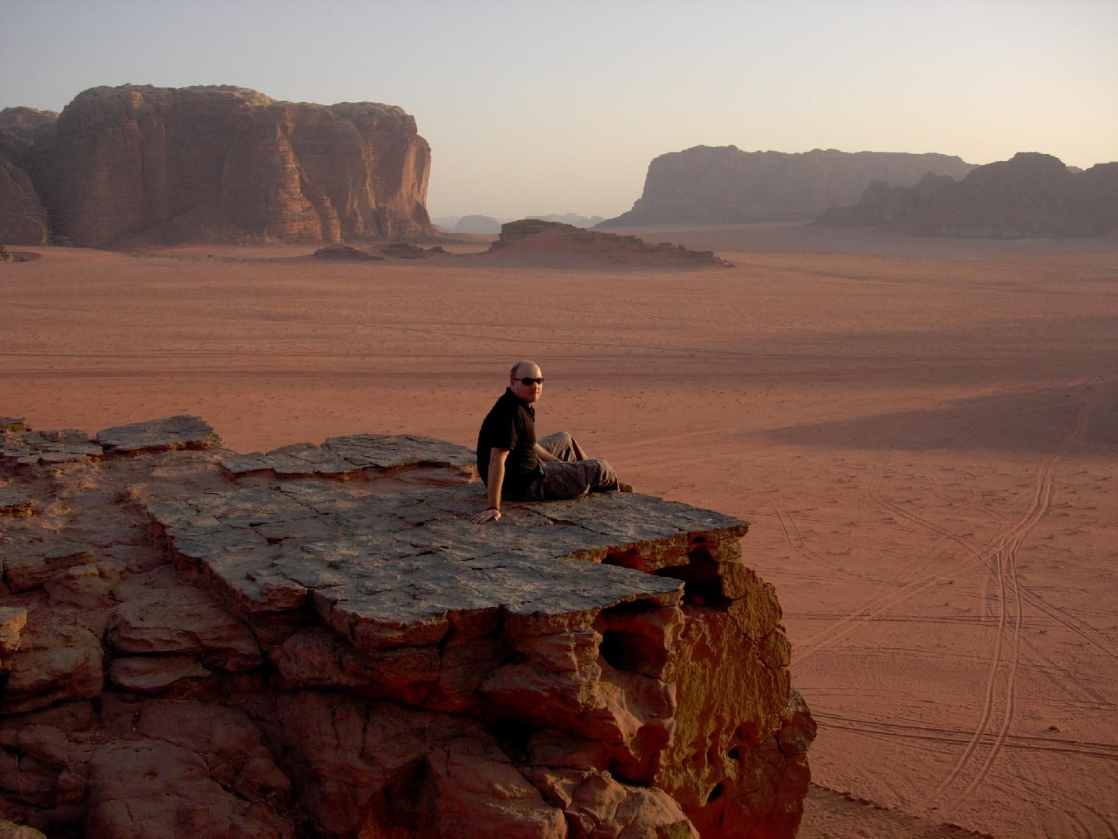 Wadi Rum Tours From Amman