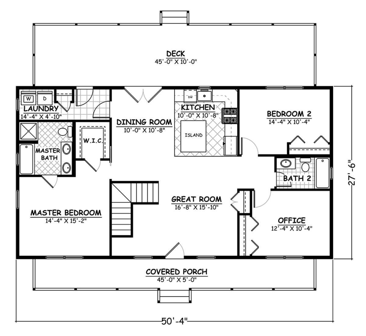 House Plan 526 00046 Country Plan 1 955 Square Feet 4 Bedrooms 3 Bathrooms In 2021 Small House Plans Dream House Plans Pole Barn House Plans