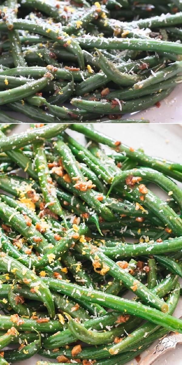 Sauteed Green Beans -   19 thanksgiving sides recipes green beans ideas
