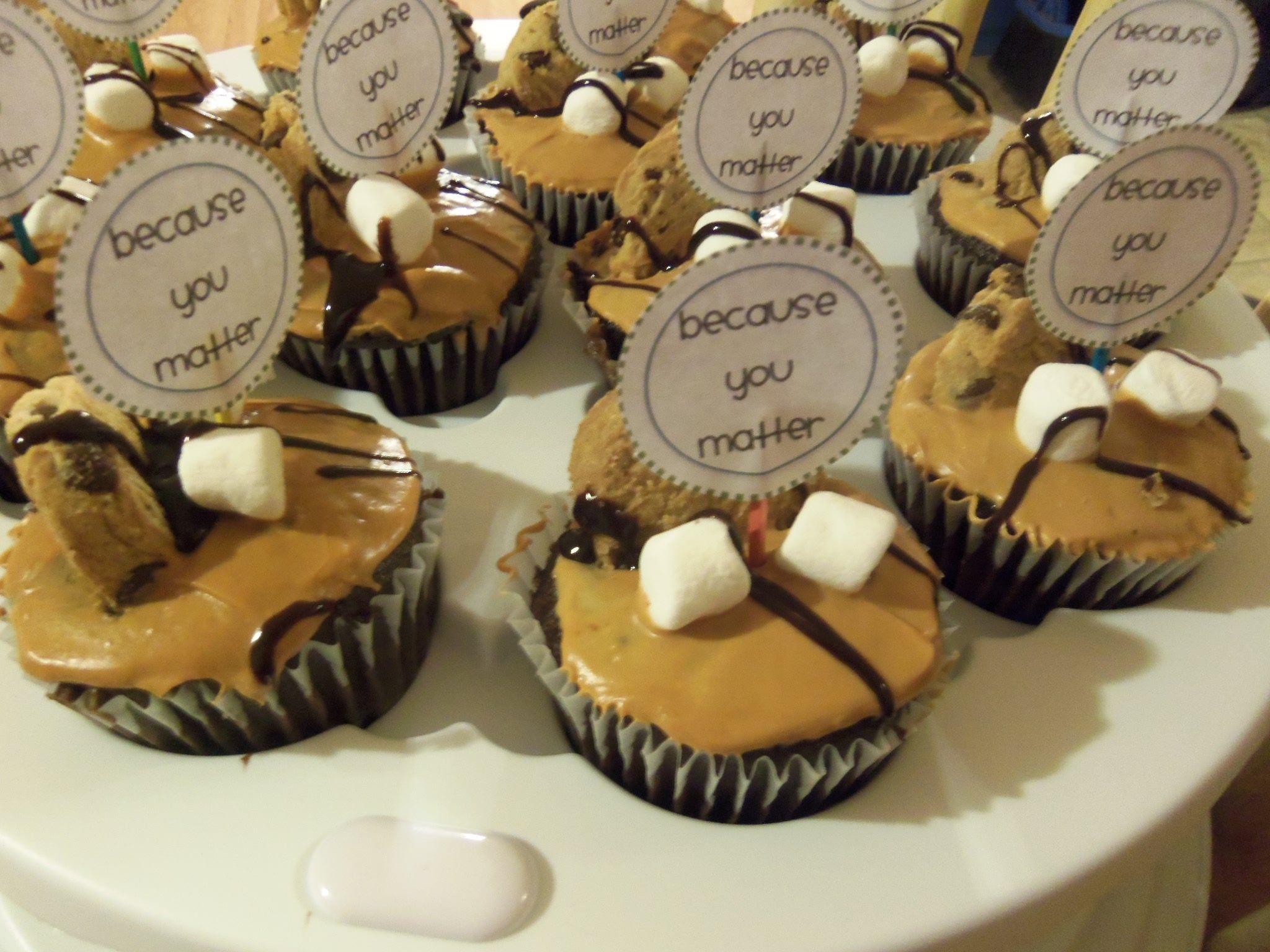 Matter Cupcakes