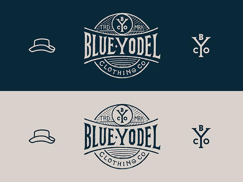 Blue Yodel Marks by Jonathan Schubert
