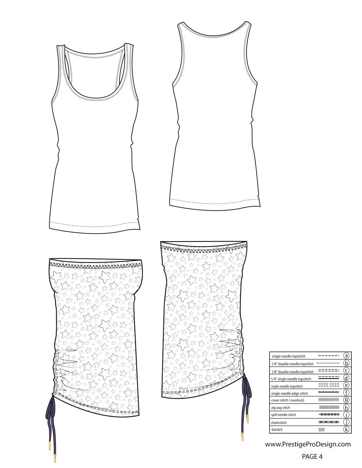 illustrator fashion templates free_sleeveless   Fashion templates ...