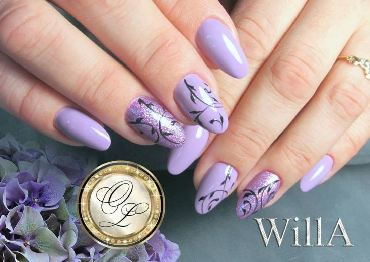 94+ New nail design on March 1, 2018   NAIL POLISH   Pinterest
