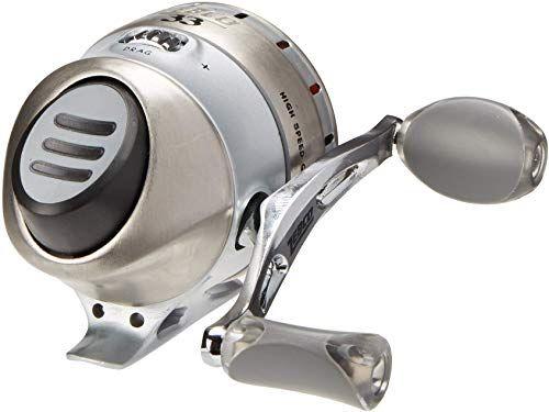Zebco 33Kpl,10C,Bx6 33 Platinum 5 Ball Bearing Spincast Reel