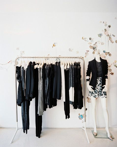 Clothes Rack Photos Clothing Rack Boutique Clothing Rack Style