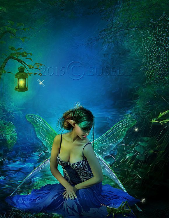 Viaggio Magico  Faery    Fairy Fantasy Art And