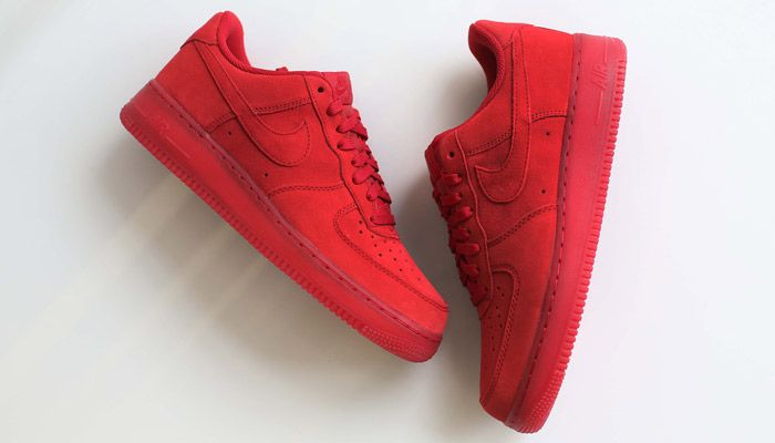 Nike Air Force 1 '07 LV8 'Gym Red' | More Sneakers