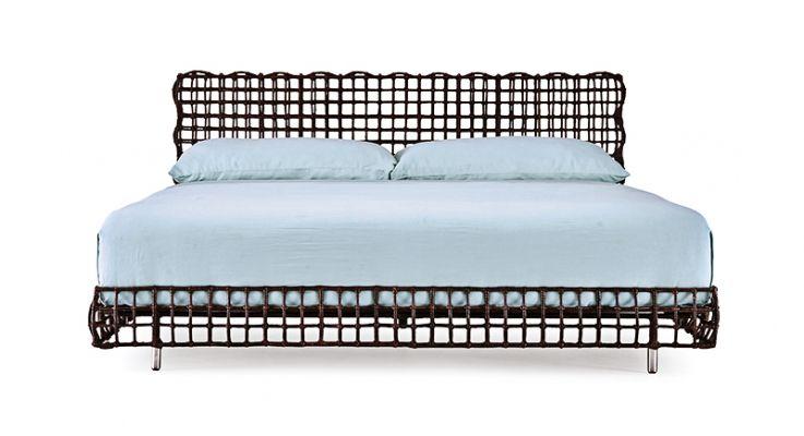 Kenneth Cobonpue Collections YIN \ YANG Bed Great Pieces   Designer  Gartenmobel Kenneth Cobonpue
