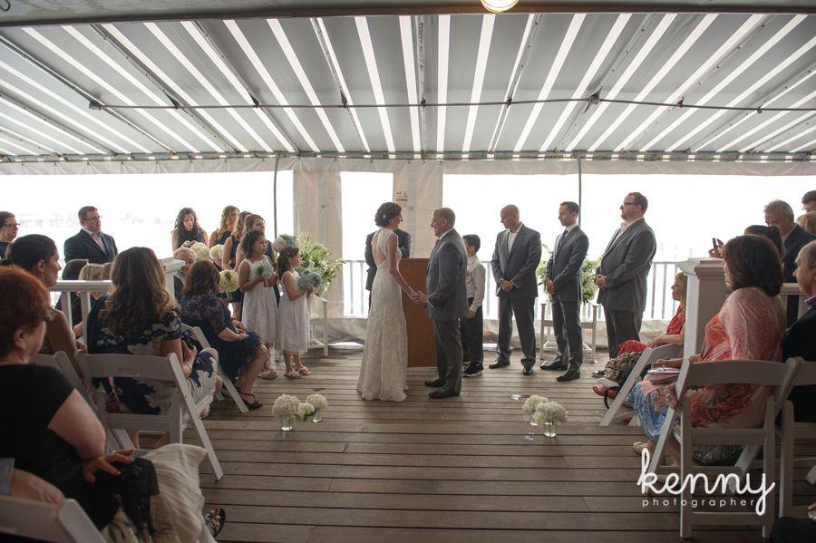 Sara Fred Wedding Brant Beach Yacht Club Kenny Pang Blog Nyc