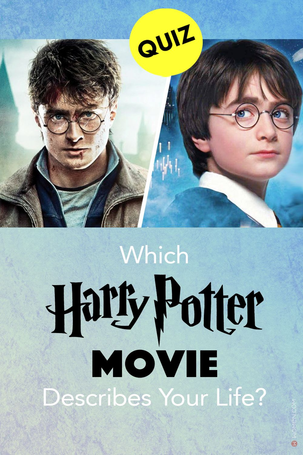 Quiz Which Harry Potter Movie Describes Your Life Harry Potter Movies Harry Potter Personality Quizzes Harry Potter Buzzfeed
