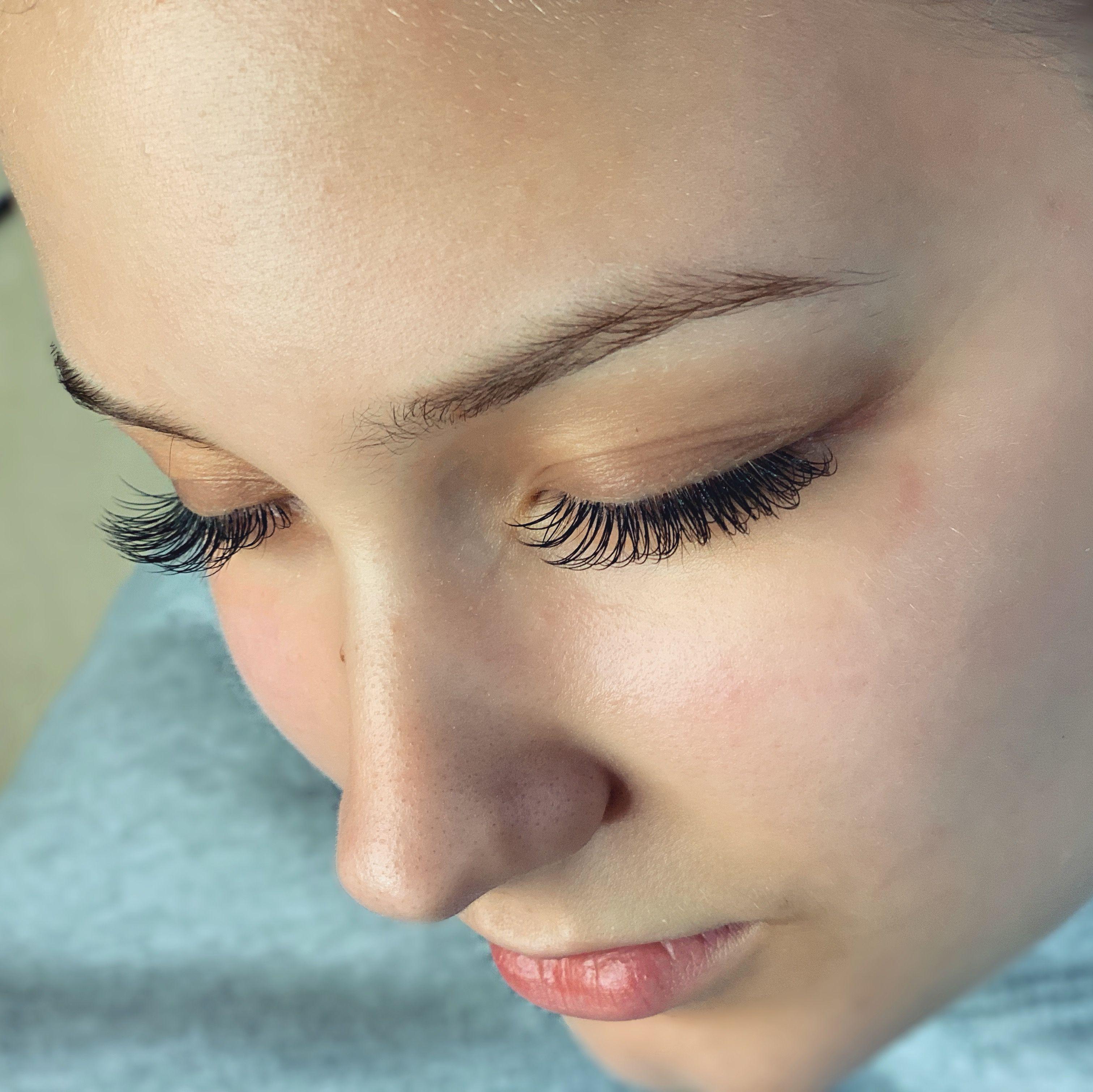 Classic eyelash extension eyelash extensions instagram