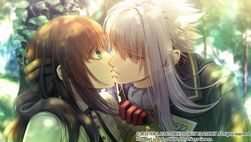 [CG] Code Realize ~Guardian of Rebirth~ - Saint-Germain CG | Otome iOS | Code realize. Coding. Realize