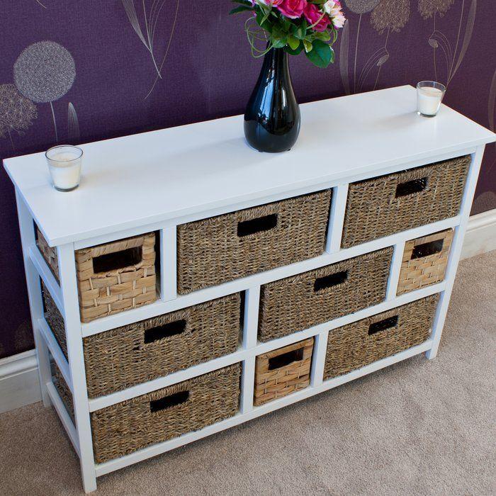 Chichester 9 Drawer Storage Unit Drawer storage unit