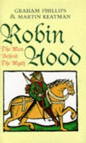 """Robin Hood: The Man Behind the Myth"" by Graham Phillips. If you are able to part from the popular idea that Robin Hood was a displaced Earl and that King Richard was somehow involved, you will find this a very probable theory for the people and events that inspired the legend of Robin Hood."