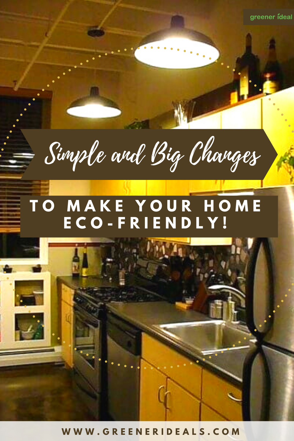Simple And Big Changes To Make Your Home Eco Friendly Green