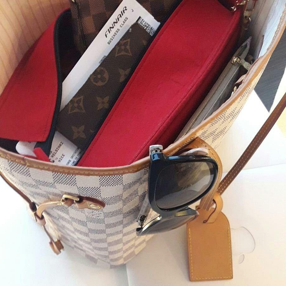 cbc9fdca75b5 MY LUXURY PURSE bag organizer bag insert