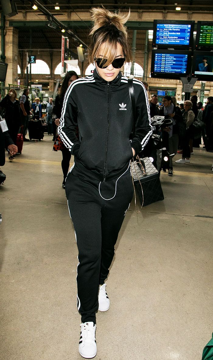 Yep, This Might Be the Most Iconic Outfit Ever  Adidas tracksuit