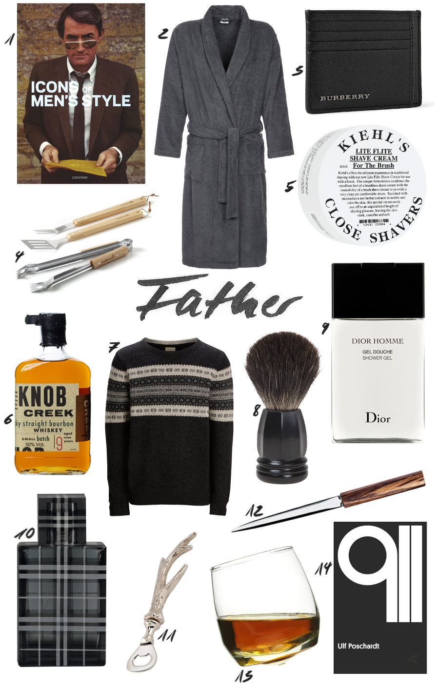 Christmas Gift Guide: Gift Guide Presents Ideas for your father ...