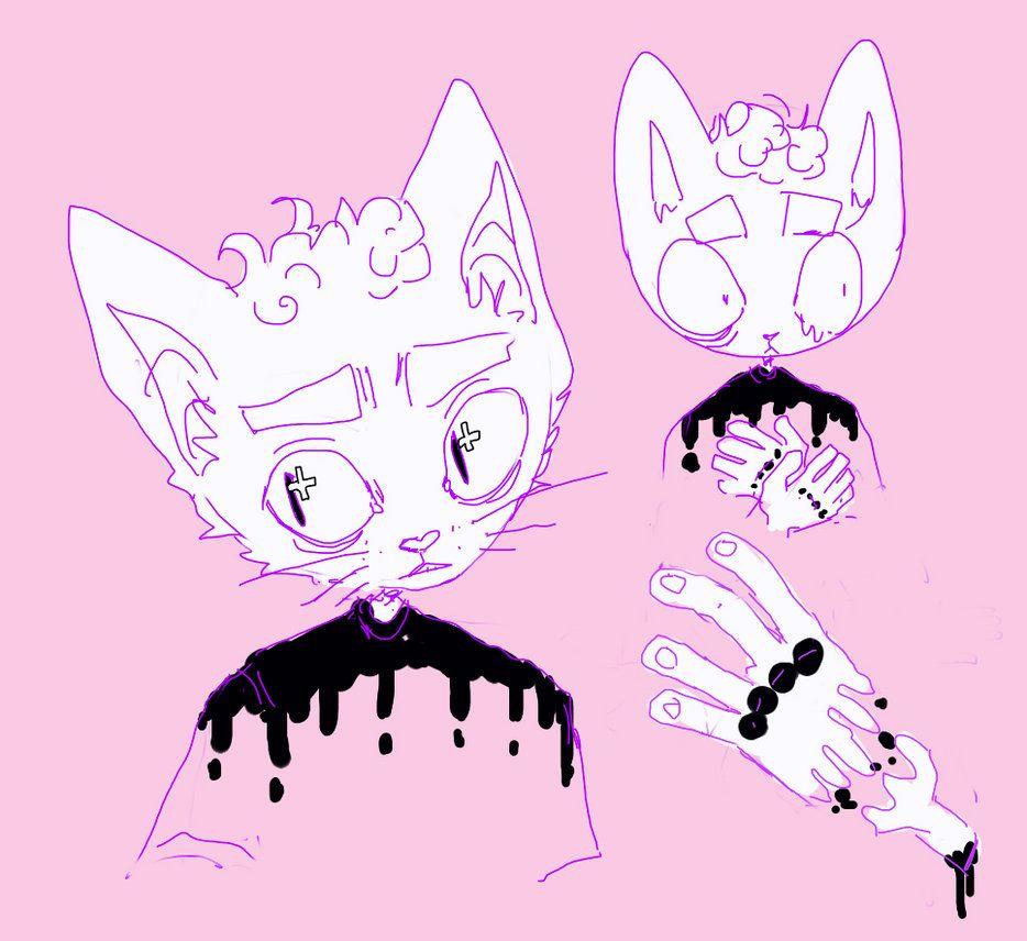 here's a portrait of Rebecka i drew yesterday .i think