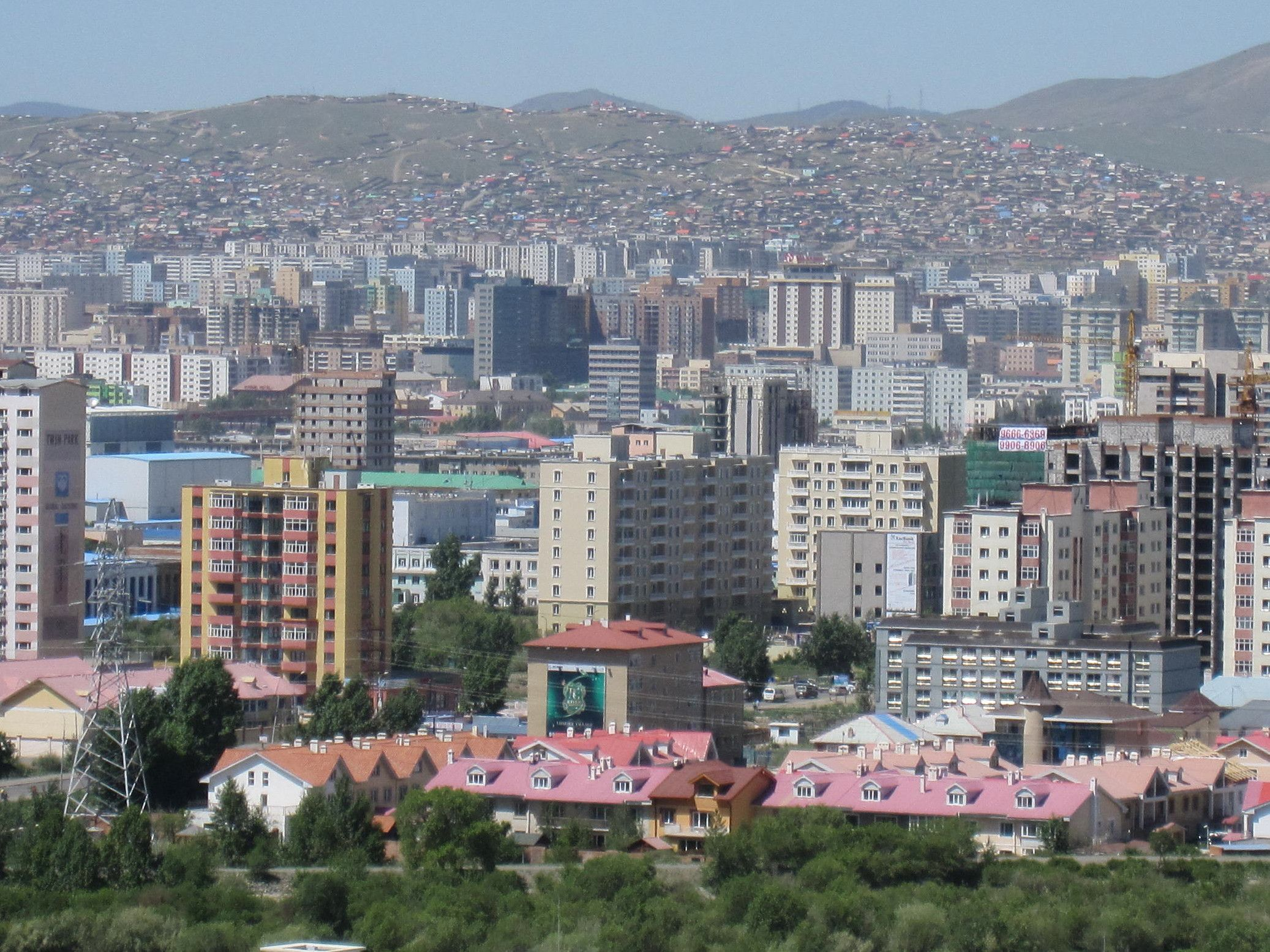 Ulaanbaatar Capital City   Mongolia Travel Guide