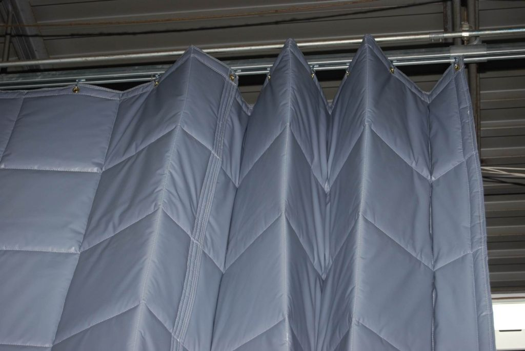 Soundproof Curtains Ikea Review Curtain Track System Sound