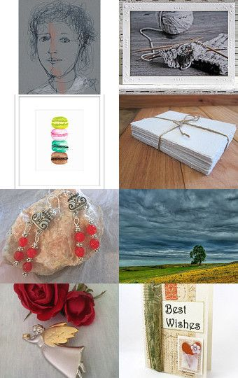New by The Peppermint Creek Collective  by Guna Andersone on Etsy--Pinned with TreasuryPin.com