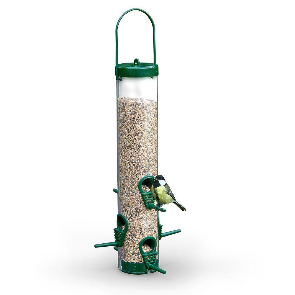 Vogelfuttersilo Vogelfutterstelle Futterautomat Vogelfutterstation Futterspender