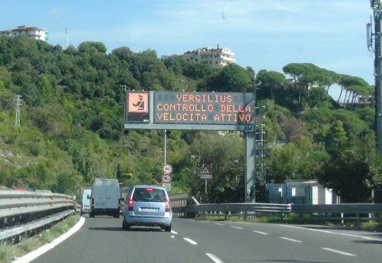 SALERNO-NAPOLI: Autovelox selvaggio sullA3, pronta una ...
