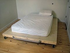 How To: Make a Platform Bed on the Cheap