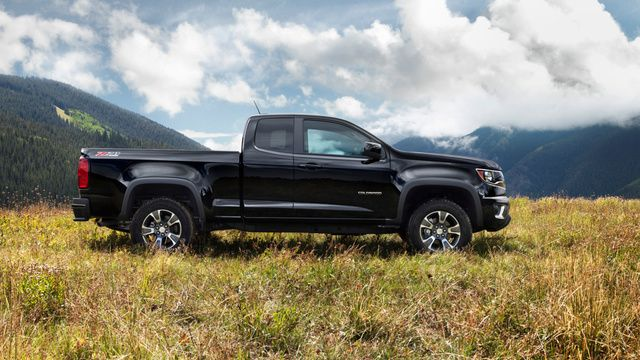 The 2015 Chevrolet Colorado Is The Next Great American Small Truck