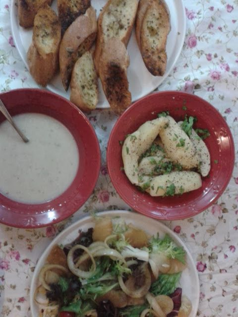 Kitchen Tales Menu Makan Malam Yang Ringkas