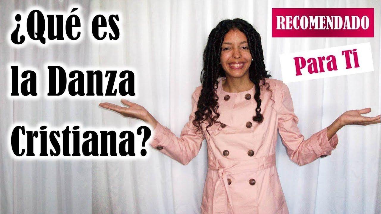 CONOCE ¿Que es la Danza Cristiana    RECOMENDADO PARA TI.  danzacristiana   praisedance  worhipdance  demosconlasdanzas 7793e96cab1