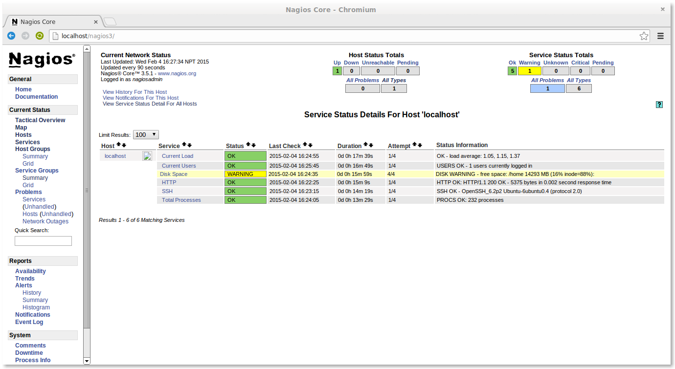 top 20 network monitoring tools in linux