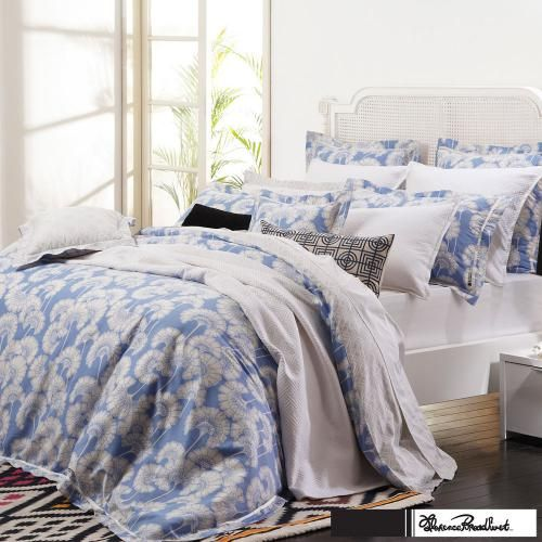 Florence Broadhurst bed linen and accessories