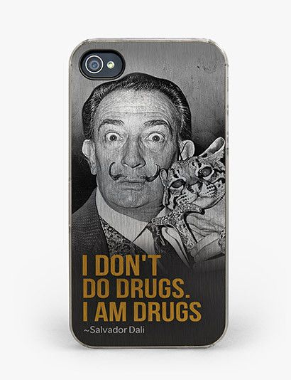 Salvador Dali iPhone 4/4S Case