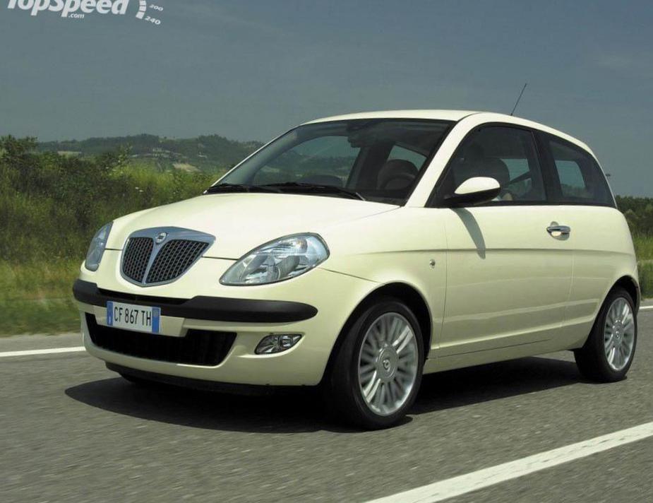 Lancia Ypsilon Specification - http://autotras.com