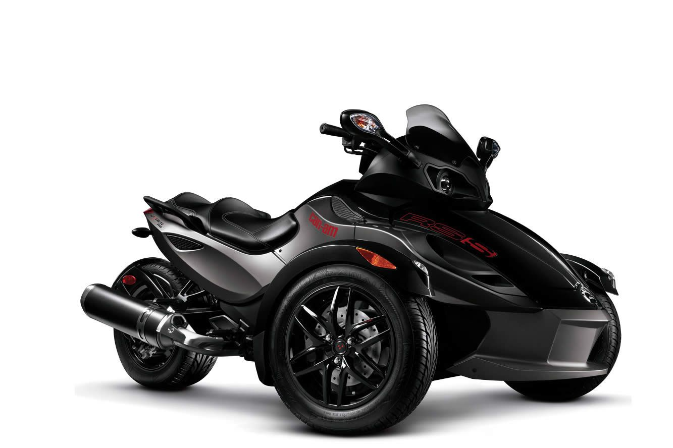 Can am spyder rs 2011