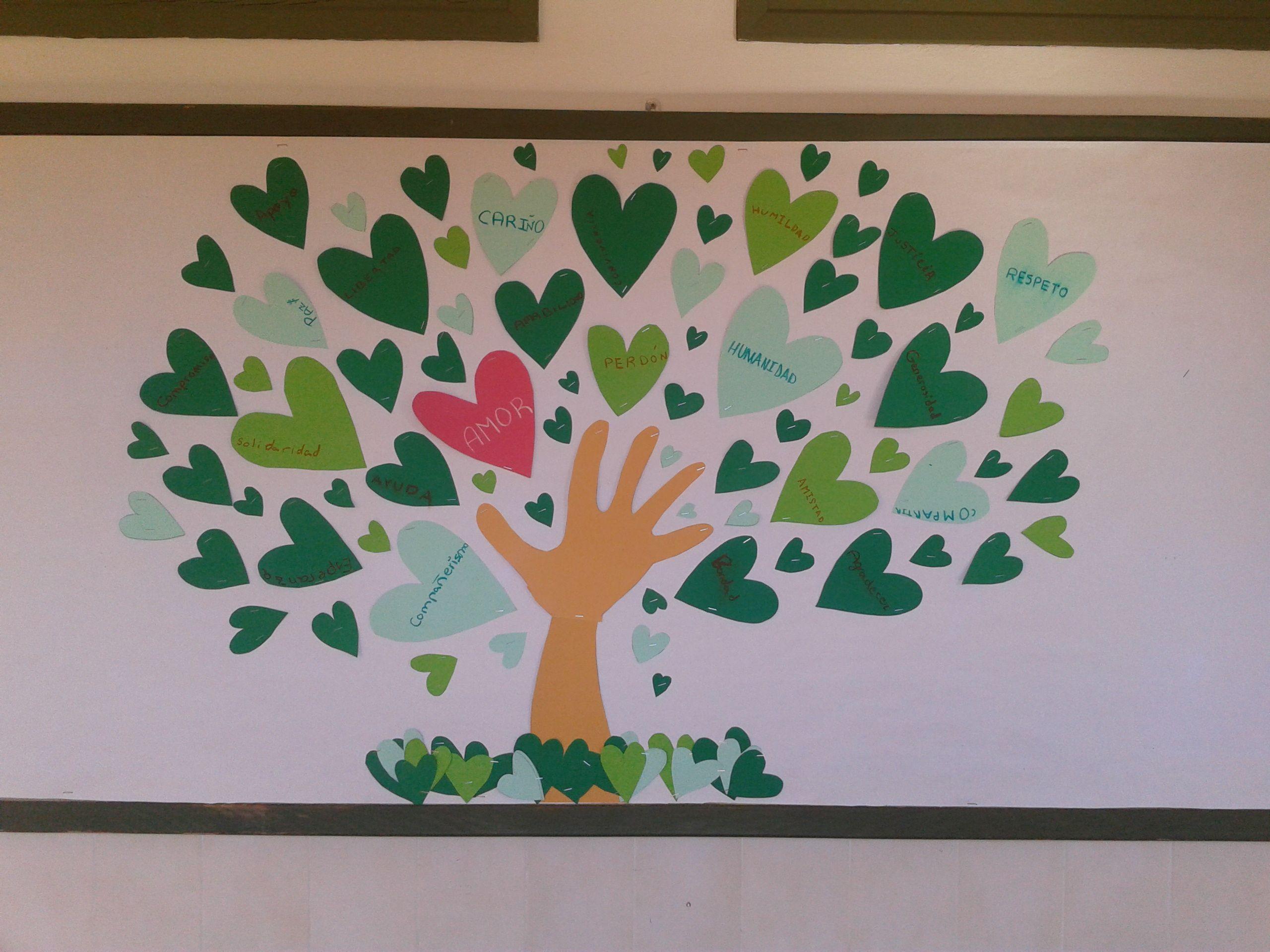 Mural d a de la paz murales pinterest la paz y murales for Mural decorativo pared