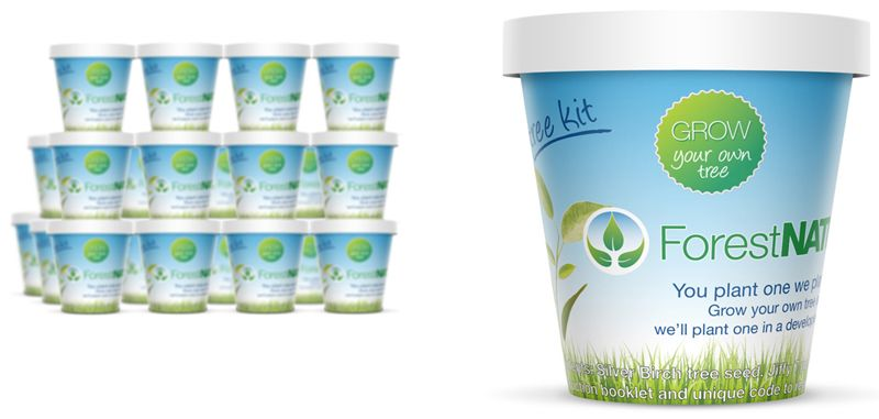 Tree Kit Fundraiser 80% profit for your organisation 100% benefit for our planet.