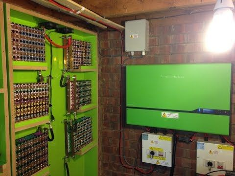 Uk Diy Powerwall How To Build A 900 600 Tesla Style Powerwall Home Battery Youtube Powerwall Tesla Powerwall Green Energy