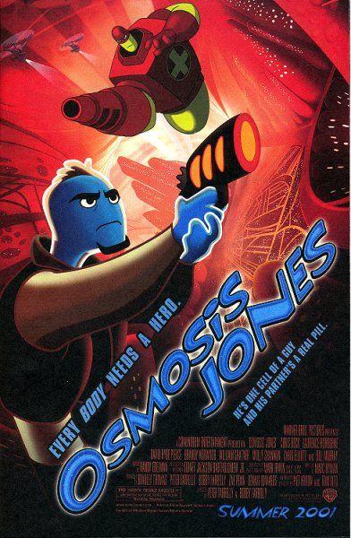Osmosis Jones Osmosis Jones Childhood Movies Osmosis Jones