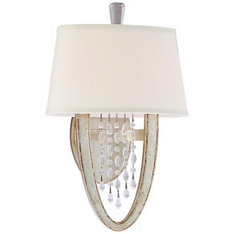 """Corbett Viceroy Collection 15"""" High Wall Sconce"""