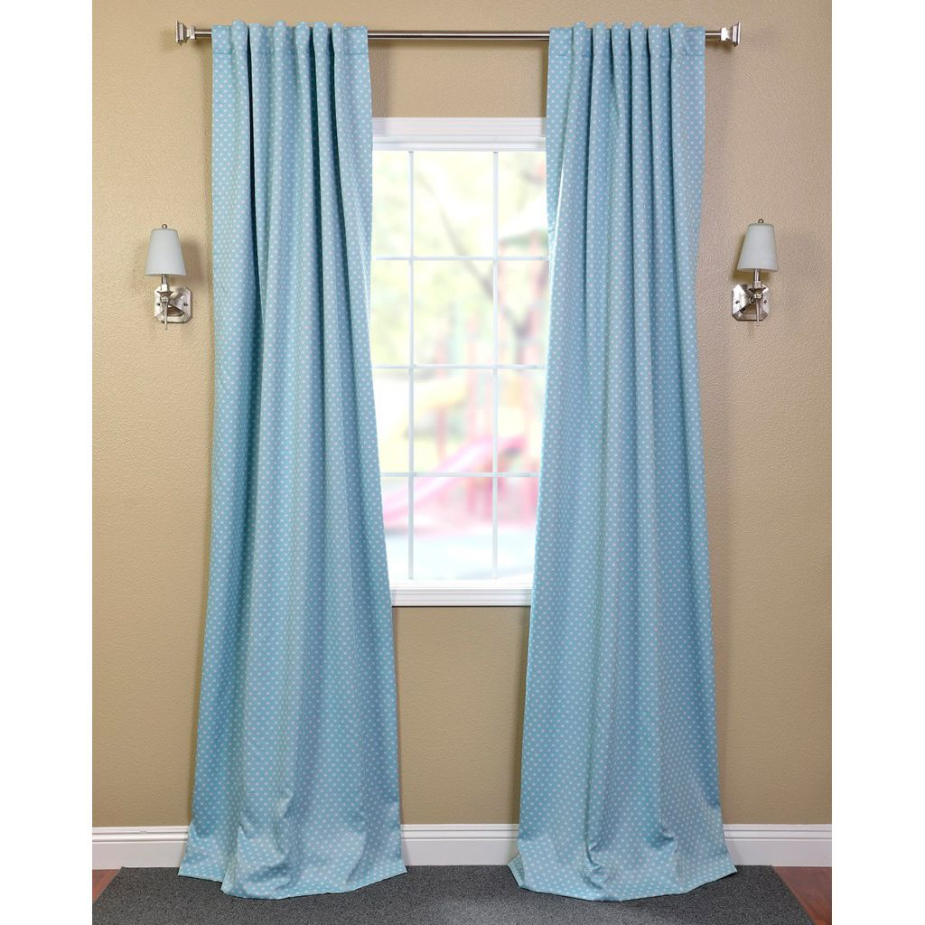 Bring In The Sky With These Super Fun And Cheerful Blackout Curtain