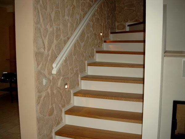 treppenstufen holz betontreppe. Black Bedroom Furniture Sets. Home Design Ideas
