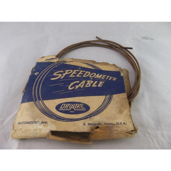 Vintage Driaire Inc Speedometer Cable Roll In Package With Hardware Vintage Nos Speedometer Cable Ebid Reusable Tote Bags Tote Bag Burlap Bag
