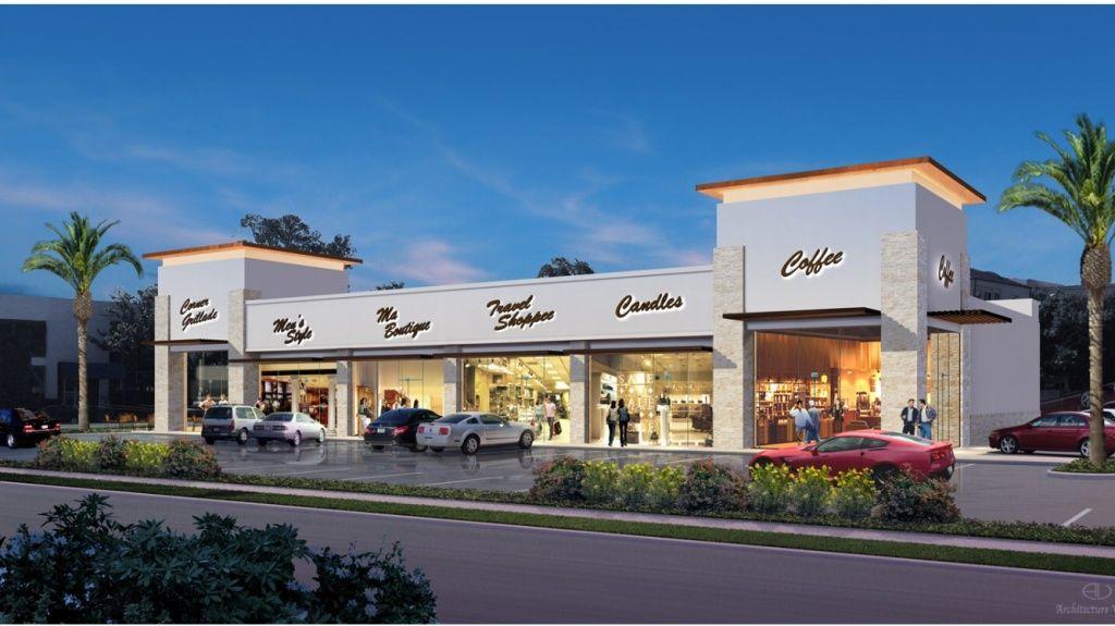 Memorial Drive shopping center breaks ground | Retail ...