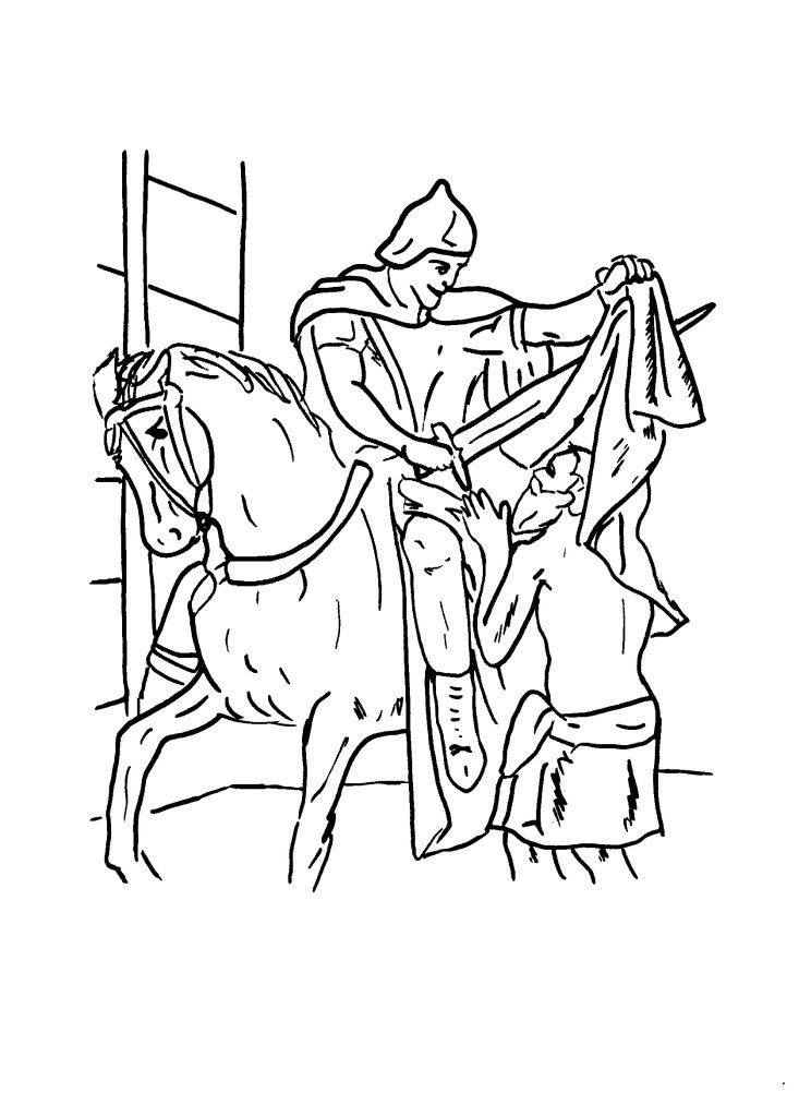 Some Saints Of November Coloring Pages Disegni