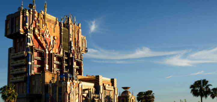 Guardians of the Galaxy ride California